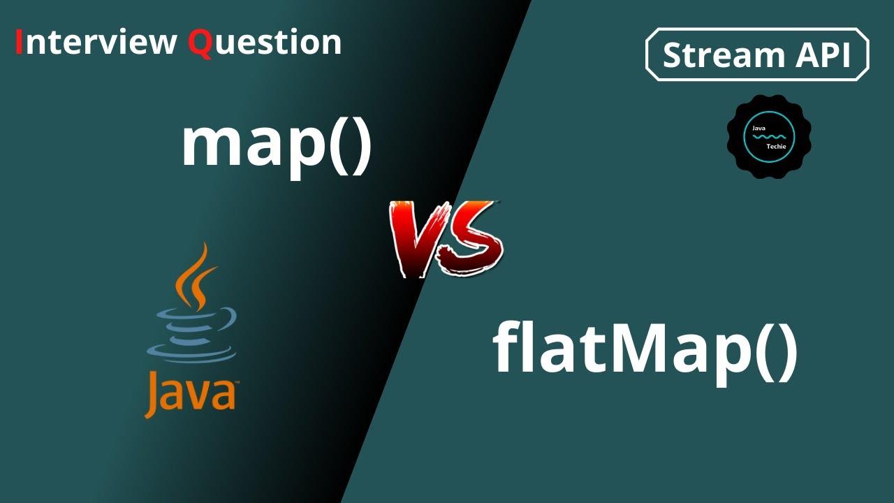Java 8 Streams | map () & flatMap() Example