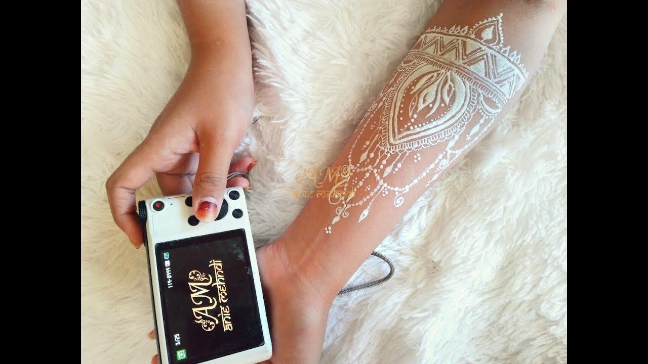 Henna Design For Arm Henna Sleeve Tattoo Easy Diy Henna 73