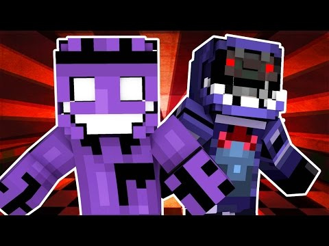 FNAF LEGENDS - PURPLE GUY'S TRAP! #9 (Minecraft Roleplay)