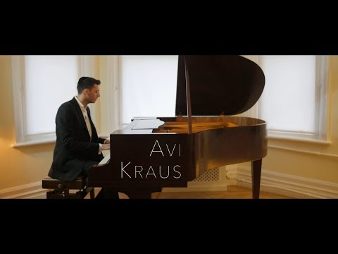 Avi Kraus Mi Adir Cover -