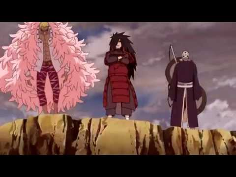 Epic Anime Cross Over! Naruto/Bleach/One Piece/Fairy Tail/Attack on Titan & Space Dandee