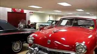 Antique Classic autos for sale at Goldenrod Garage