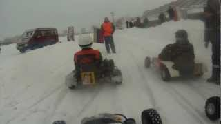 Winter kart/onboard Бровкин Кирилл 1 этап/1 заезд 1 13/01/2013 Ковров