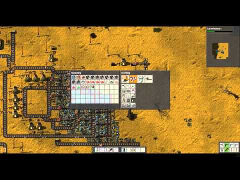 Factorio - EP6 - Steel Factory - Gameplay / Série / pt-br