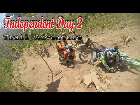 Independent Day 2 Trail Adventure Tanjung Papuma Jember Full Jalur