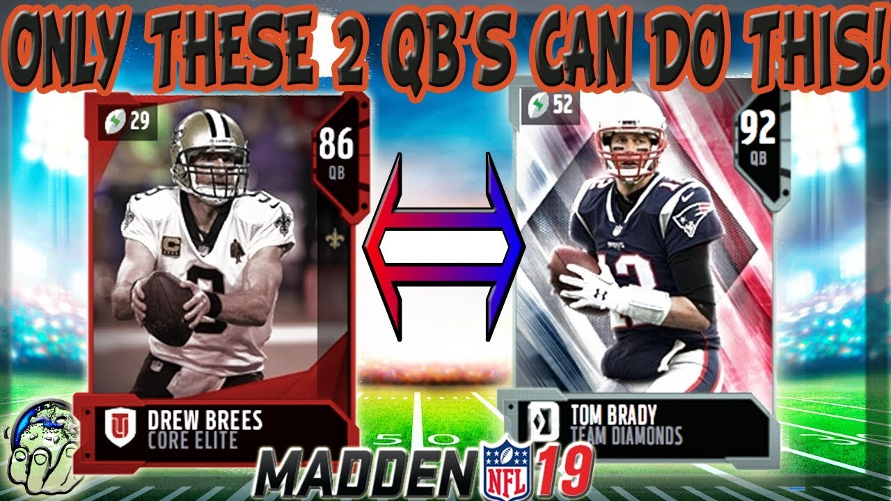 STOP DONT POWERUP YOUR QB BEFORE YOU KNOW THIS IN MUT 19 Madden 19 Ultimate Team YouTube