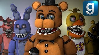 Gmod FNAF | New FNAF 2 Unwithered Pill Pack!