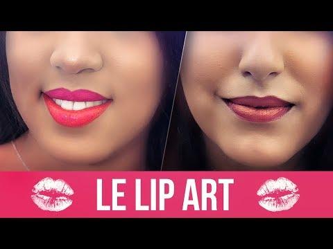 Khôl in The City #26 - Le Lip Art - فن أحمر الشفاه