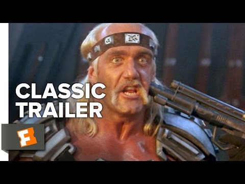 Random Movie Pick - Suburban Commando (1991) Official Trailer - Hulk Hogan, Christopher Lloyd Movie HD YouTube Trailer