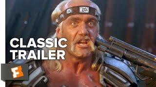 Suburban Commando (1991) Official Trailer - Hulk Hogan, Christopher Lloyd Movie HD