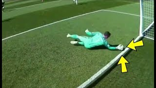 Impossible Goalkeeper Saves 2017 - 2018