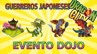 Dragon City - Reto Dojo - Como Conseguir Dragon Shogun Oni y Soke - Review