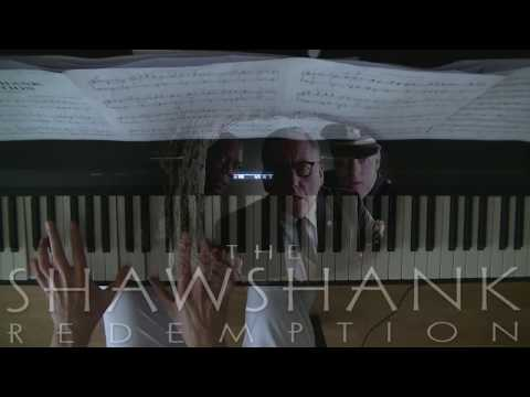 Shawshank Redemption Soundtrack - End Title - Thomas Newman Piano