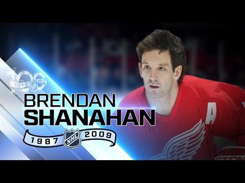 Brendan Shanahan won Cup three times with Detroit