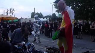 Linearnetrik, Neon Force, Ben Bloodygrave & Graepi, WGT Leipzig 2011