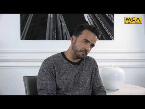 Luis Fonsi interview