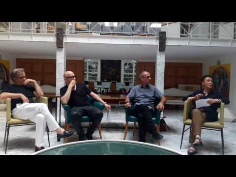 PLATFORM CONVERGENZE 2017 -  Stefania Bandini, Lorenzo Palmeri, Saturnino Celani, Renato Ruatti