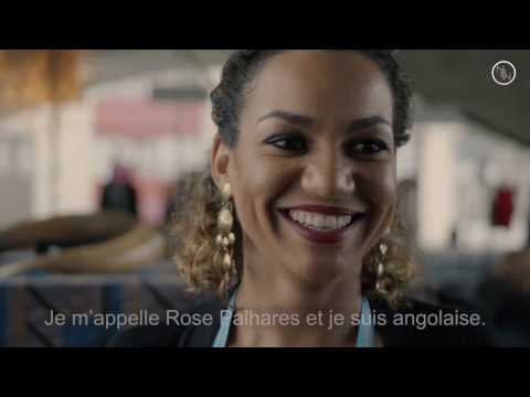 INSIDE AFRICAN FASHION -  ROSE PALHARES (Angola)