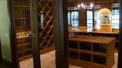 Virtual Tour of a Residential Wine Cellar in Atlanta, Georgia