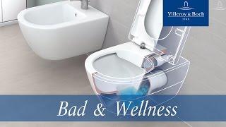 DirectFlush - Spülrandloses WC  | Villeroy & Boch