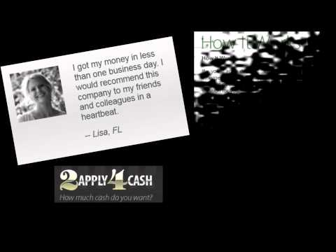 NO FAX Payday Loan ONLINE GET $1000 Within 1 HOUR