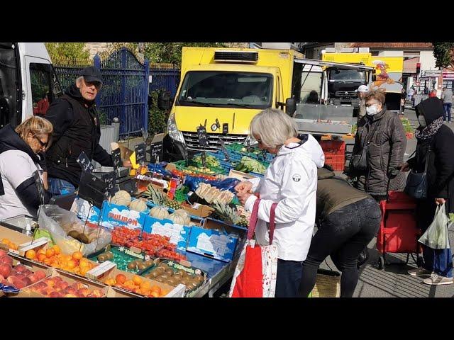 Premier jour du déconfinement à Saint-Pol-sur-Ternoise