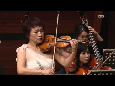 Kyung-wha Chung - Mozart : Sinfonia concertante in E-flat major, K. 320d (K.364)
