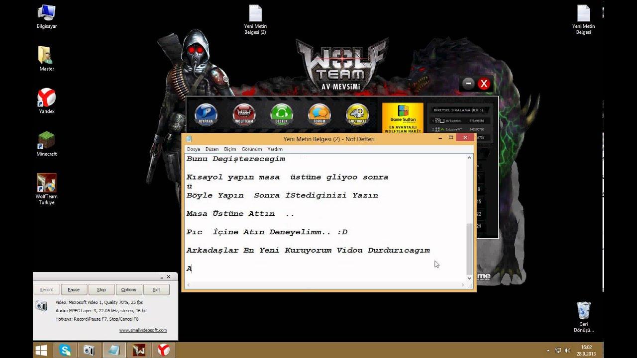 Wolfteam Mini Hack Download