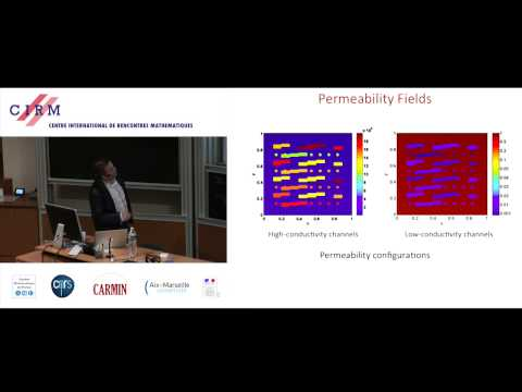 Victor Calo: Multiscale model reduction for flows in heterogeneous porous media