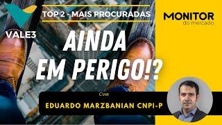 VALE3 |  AINDA EM PERIGO?! - 20/10/2021