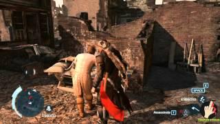 Assassin's Creed 3 Gameplay HD 5750 (Comentariu In Romana) (Si-a Tras O Freza Noua)