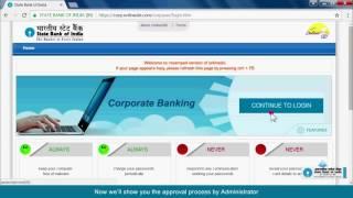 SBI Vistaar: l'Ajout d'un Intra de la Banque Bénéficiaire. (Vidéo créée en Mars 2017)