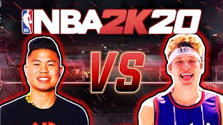 2K20 VS Jesser from 2HYPE! Playing for my MONTHLY PAYCHECK!!!