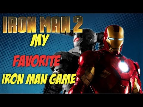 The BEST Iron Man Game - Pocket Heroes #6 Iron Man 2 (NDS)