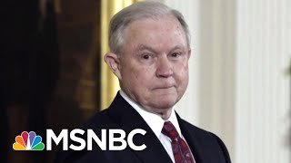 How Jeff Sessions' Final Act Will Affect Police And Those They Serve | Velshi & Ruhle | MSNBC