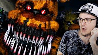 FNAF 4 - НАПУГАЙ МЕНЯ! БОИМСЯ И ПЛАЧЕМ В Five Nights at Freddy's 4 ► (донат в описании) ФНАФ
