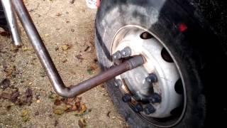 Desmultiplicador de Força -Binário (Torque) - Labor Saving Wrench Torque Multiplier