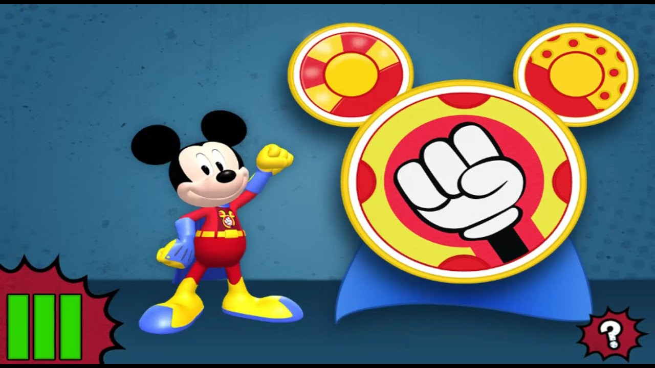 mickey mouse clubhouse 2016 full episodes mickeys super adventure disney jr games youtube - Childrens Games Free Disney