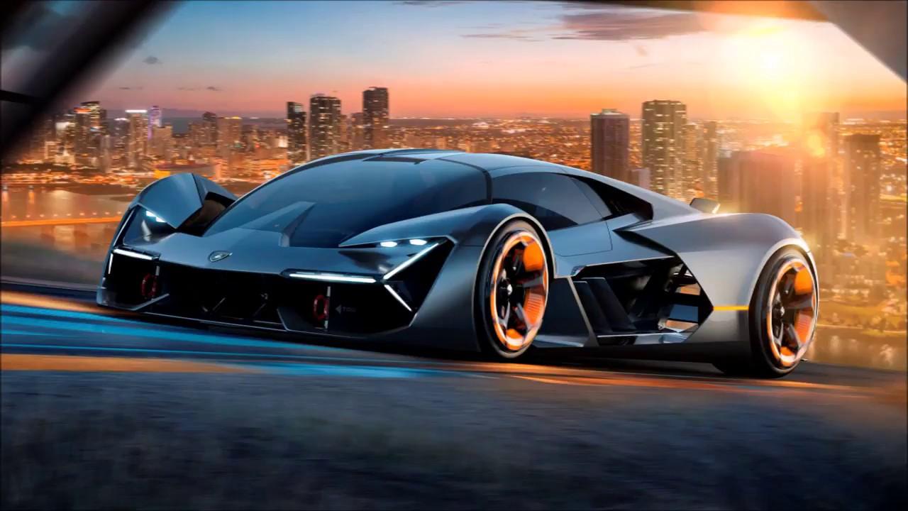 2.5 Million Dollar Car >> All New Lamborghini Terzo Millennio 2018 2 5 Million Dollar Super