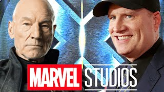 X-MEN PATRICK STEWART REVEALS Meeting With MARVEL For Prof X In The MCU!