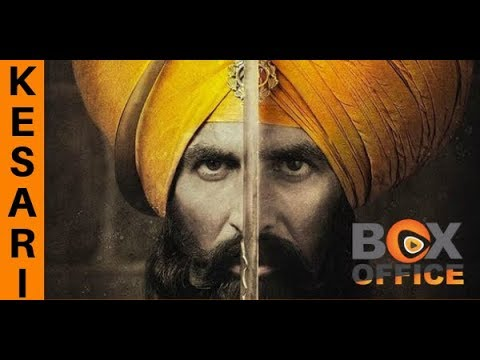 KESARI WEEKEND BOX OFFICE COLLECTION | FIRST INDIA NEWS^
