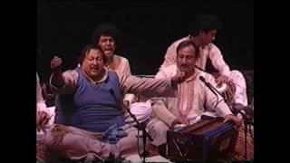 Naseeb Mera Jaga Diya - Ustad Nusrat Fateh Ali Khan - OSA Official HD Video