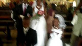 Ebuwa & Duke Wedding(My Sister & her Hubby)