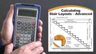 Construction Master Plus EZ Advanced Stairs How To