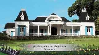 La Route du Thé - Mauritius -