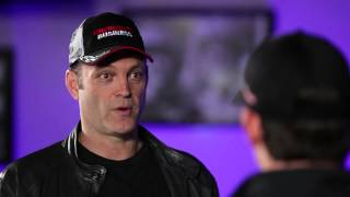 Vince Vaughn and Jeff Gordon have Unfinished Business at the Daytona 500