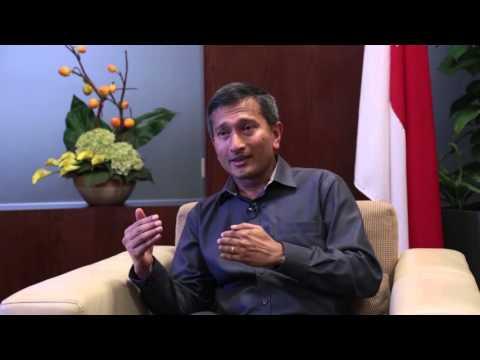 NUSSU Rag & Flag 2015 - Full Interview with Dr. Vivian Balakrishnan
