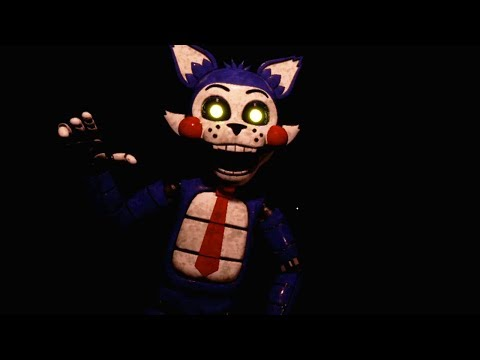 FIVE NIGHTS AT CANDYS 4 CANDY SAYS HI.. BUNKER ENDING | FNAF Five Unreal Nights at Candy's