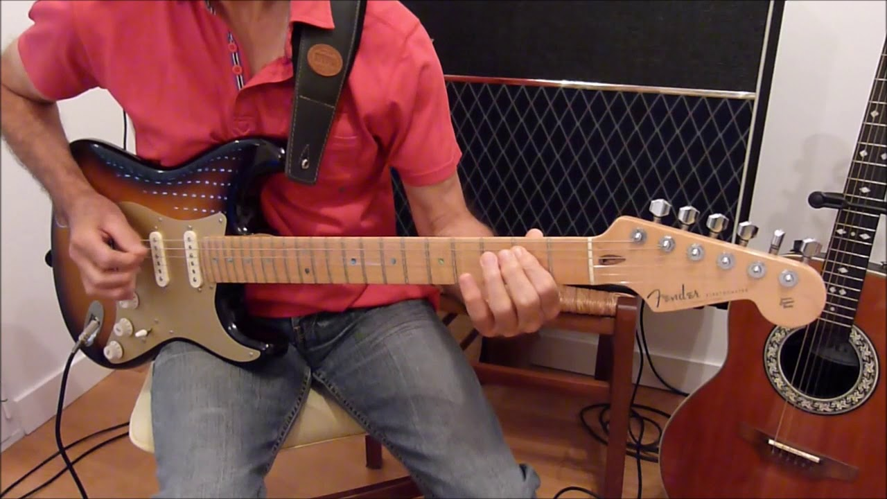 Jumpin' Jack Flash - The Rolling Stones (guitar cover)