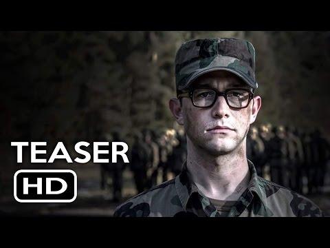 Snowden Official Teaser Trailer #1 (2015) Joseph Gordon-Levitt Biography Drama Movie HD